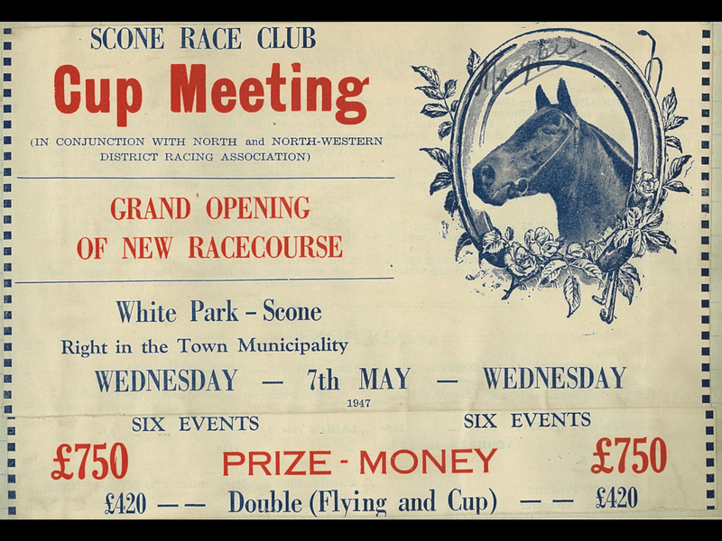 Cup Meeting Advert