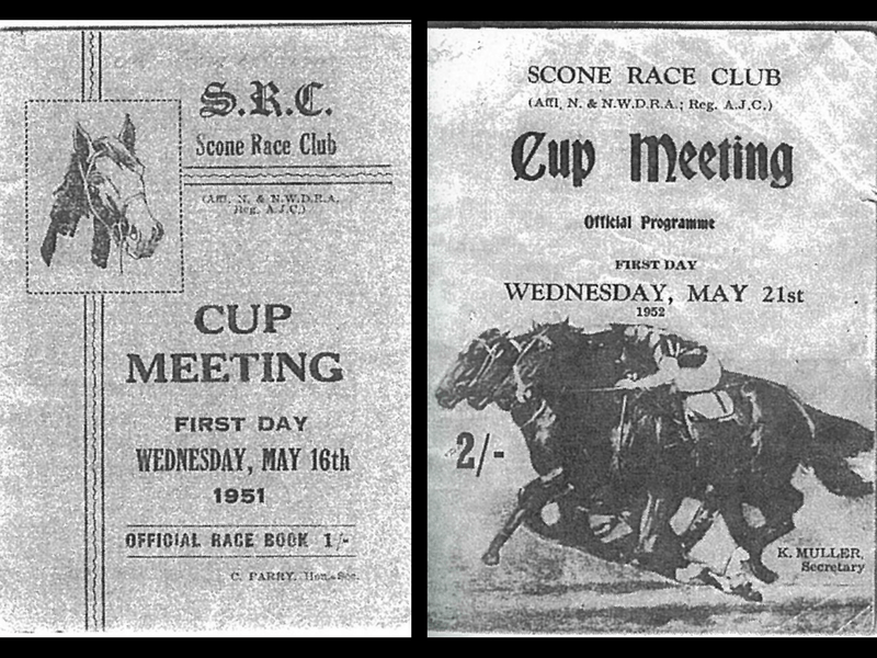 Cup Meeting Books