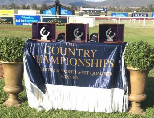 Sunday 18th March 2018 – Country Championships Heat 6 Qualifier Race Day