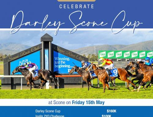 2020 Darley Scone Cup At Scone