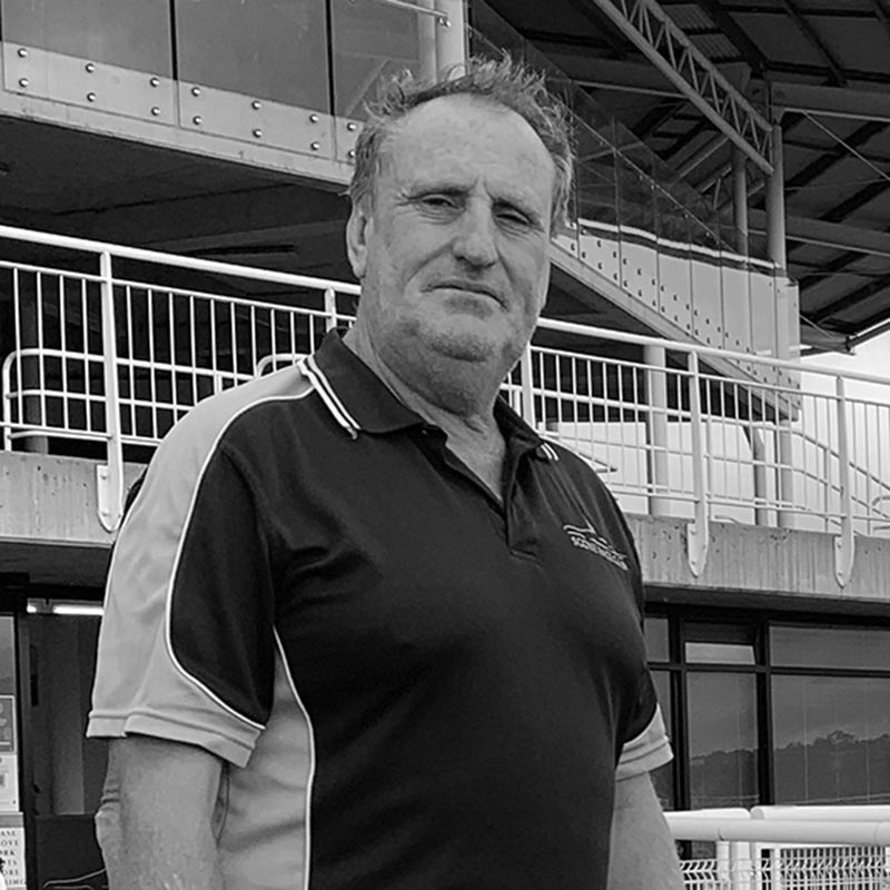 Jody Rogers- Racecourse & Facilities Manager
